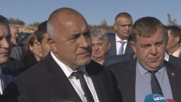 Към момента няма засилен миграционен натиск към България