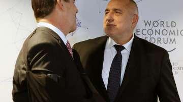 Премиерът Борисов се срещна с американския заместник-държавен секретар Кийт Крач