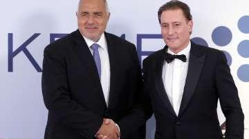 Бойко Борисов на наградите на КРИБ: До 2 седмици внасяме документи за еврозоната