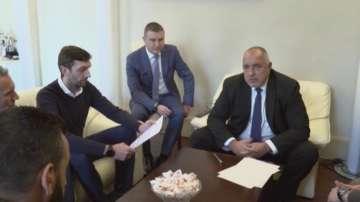 Борисов към феновете на Левски: Акциите на клуба трябва да са при вас