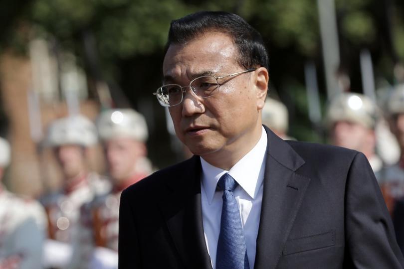 снимка 1 Започна официалното посещение на китайския премиер у нас