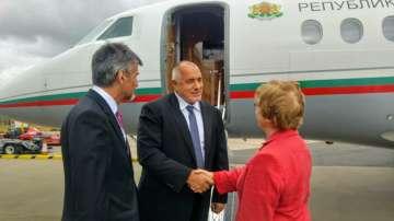 Бойко Борисов пристигна в Лондон за срещата на върха на Берлински процес