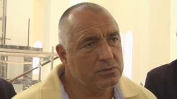 Борисов поиска оставката на шефовете на Гранична полиция
