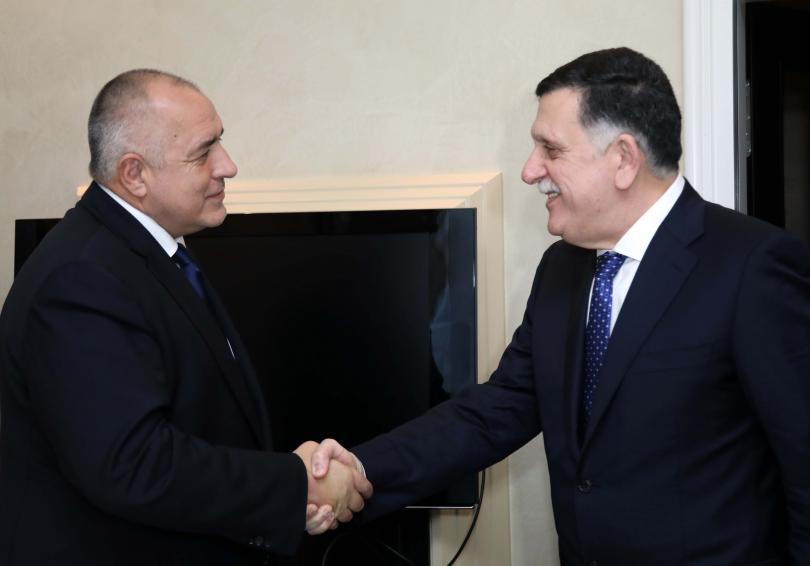 снимка 1 На форума в Мюнхен: Премиерът Борисов се срещна с главния преговарящ за Брекзит