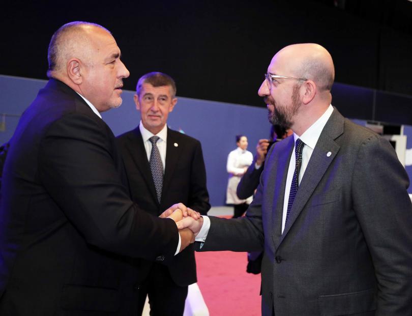 снимка 3 Премиерът Борисов участва в конференцията за климата в Мадрид