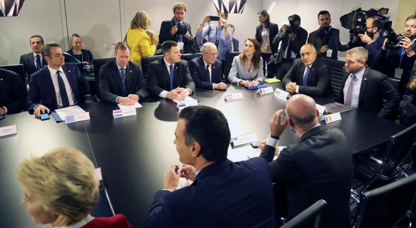снимка 4 Премиерът Борисов участва в конференцията за климата в Мадрид