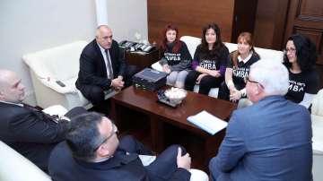 Борисов се срещна с майки на деца с увреждания заради злоупотребите с ТЕЛК-ове