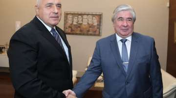 Премиерът Борисов се срещна с руския посланик Анатолий Макаров