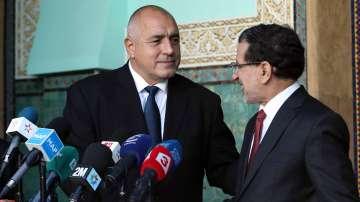 Борисов: България и Мароко активно си сътрудничат в сферата на сигурността