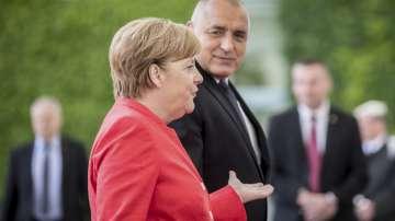 От нашите пратеници в Берлин: Борисов постави въпроса за Шенген пред Меркел