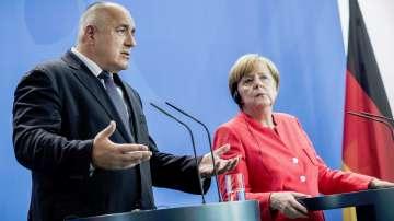 Турски медии с коментари за изявленията на Борисов и Меркел в Берлин