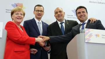 Среща на върха в рамките на инициативата Берлински процес