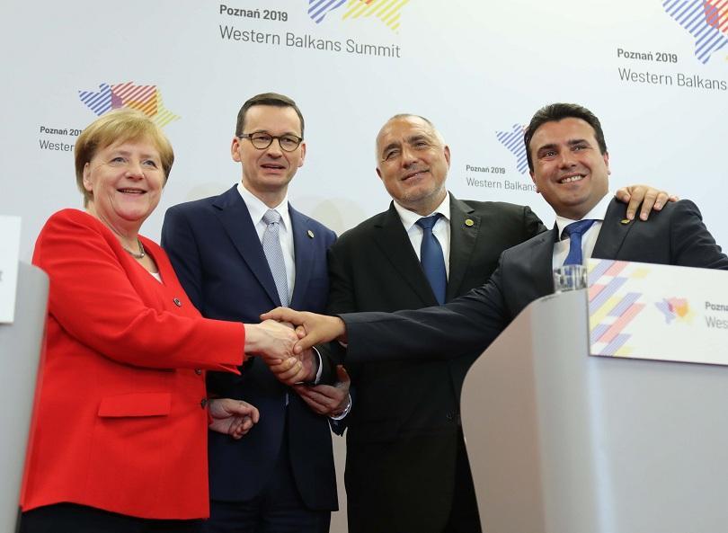 В полския град Познан премиерът Бойко Борисов участва в срещата