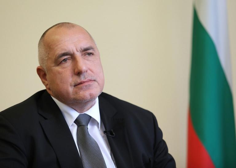 Премиерът Бойко Борисов поздрави българите от личния си Фейсбук профил