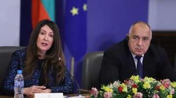 Първа сесия на стратегическия диалог България-САЩ