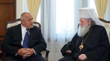 Бойко Борисов: Заплатите на духовниците ще се изравнят с учителските