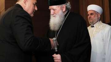 След среща с Борисов: БПЦ и мюфтийството подкрепят Закона за вероизповеданията