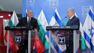 Борисов проведе телефонен разговор с премиера на Израел Нетаняху