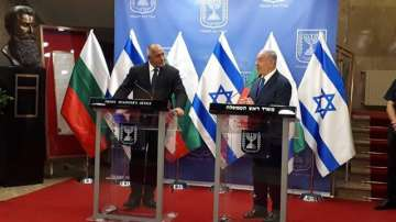 България открива генерално почетно консулство в Ерусалим, обяви Бойко Борисов