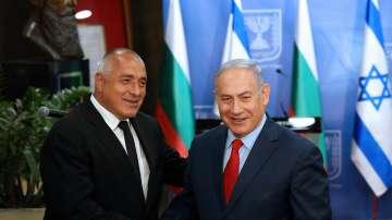 Започна официалната среща между Бойко Борисов и Бенямин Нетаняху в Евксиноград