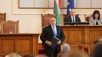 Борисов: Няма искане към МС за военна техника на територията ни в Черно море
