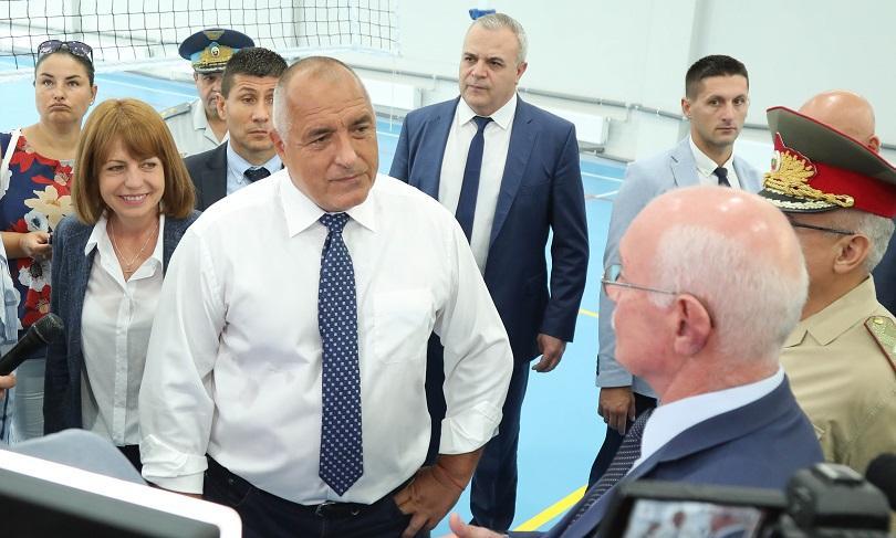 снимка 1 Борисов: Близо 1 млрд. лв се дават за ремонти в сферата на образовaнието