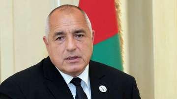 Премиерът Бойко Борисов се среща с президента на Египет
