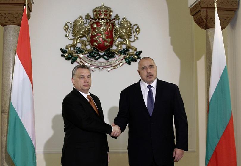 Министър-председателят Бойко Борисов ще се срещне с премиера на Унгария
