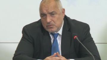 Премиерът Борисов определи скандала с БНР като саботаж срещу правителството