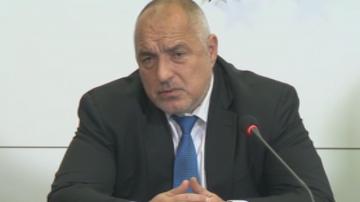 Борисов: Дариткова ще е шеф на ПГ на ГЕРБ