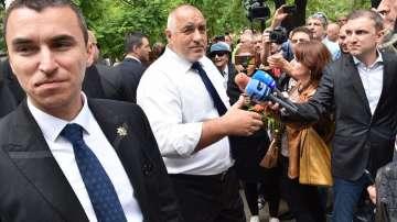 Премиерът Борисов в защита на градски парк в Пловдив