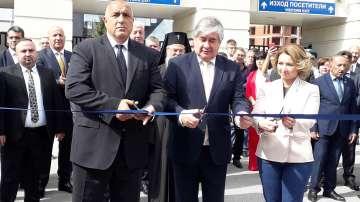 Бойко Борисов откри 75-тото издание на Международния технически панаир в Пловдив