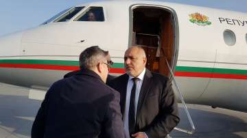 Борисов пристигна в Полша по повод годишнината от освобождаването на Аушвиц