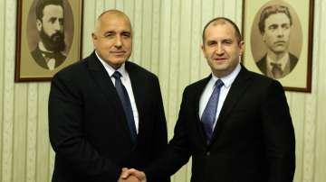 Приключиха консултациите при президента с парламентарните сили