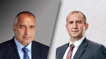 Премиерът Борисов и президентът Радев в задочен спор заради неподписан указ