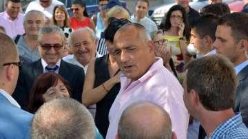 Бойко Борисов коментира изказването на Карадайъ за Доган