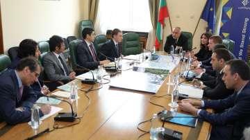 Среща на Борисов с емира на Катар