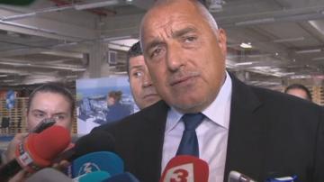 Борисов: България не се е отказала от Шенген