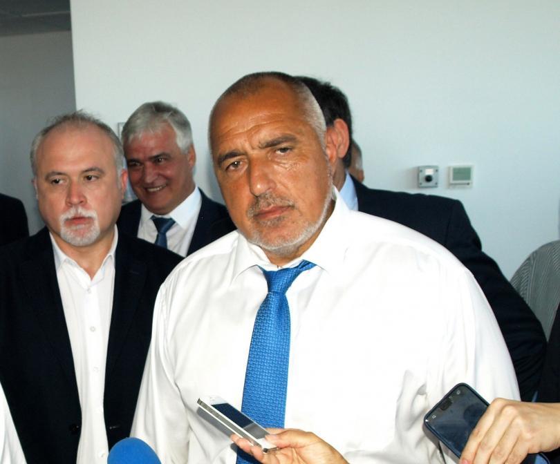 Премиерът Бойко Борисов ще потърси отговорност заради кризата с Търговския