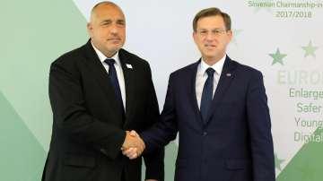 Борисов: Страните от Западните Балкани трябва да покажат волята си за развитие