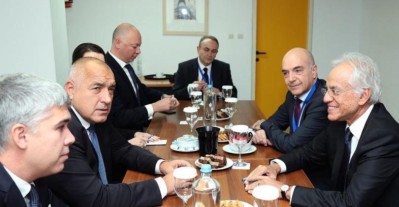 Българският премиер Бойко Борисов участва в третата среща на високо
