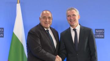 Столтенберг: Оценяваме, че България е ангажирана със сигурността на Черно море