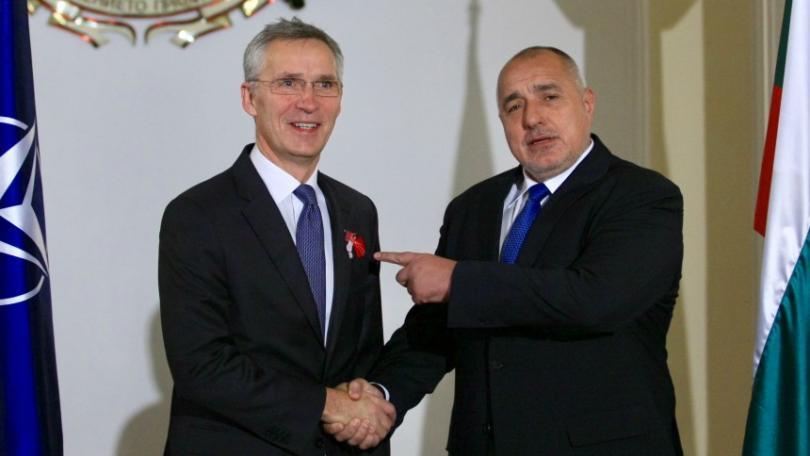 снимка 2 Генералният секретар на НАТО Йенс Столтенберг в специално интервю за БНТ
