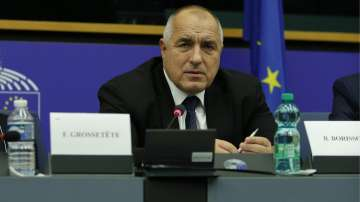 Бойко Борисов пред ЕП в Страсбург: България има четири приоритета