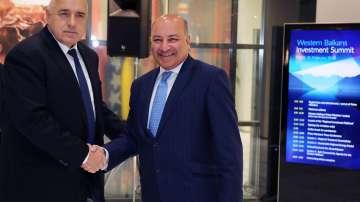 Борисов се срещна с шефа на Европейската банка за възстановяване и развитие