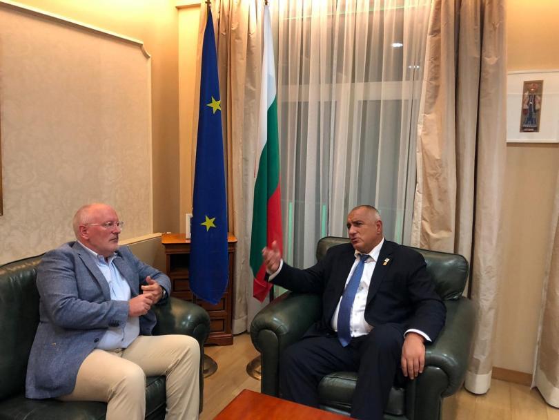 снимка 1 Преговорите за ключовите постове в Европа продължават и днес