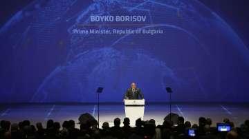 "Борисов представи в Истанбул проекта за европейски газов хъб ""Балкан"""