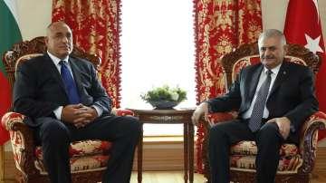 Мигрантската криза бе обсъдена на среща на премиерите на България и Турция