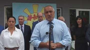 Борисов: Общо 135 милиона се инвестираха в Северозапада