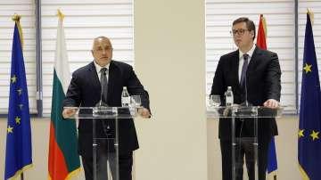 Бойко Борисов: Срещата на върха за Западните Балкани ще се проведе